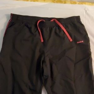 Reebok Pants - Reebok  womens medium track pants medium